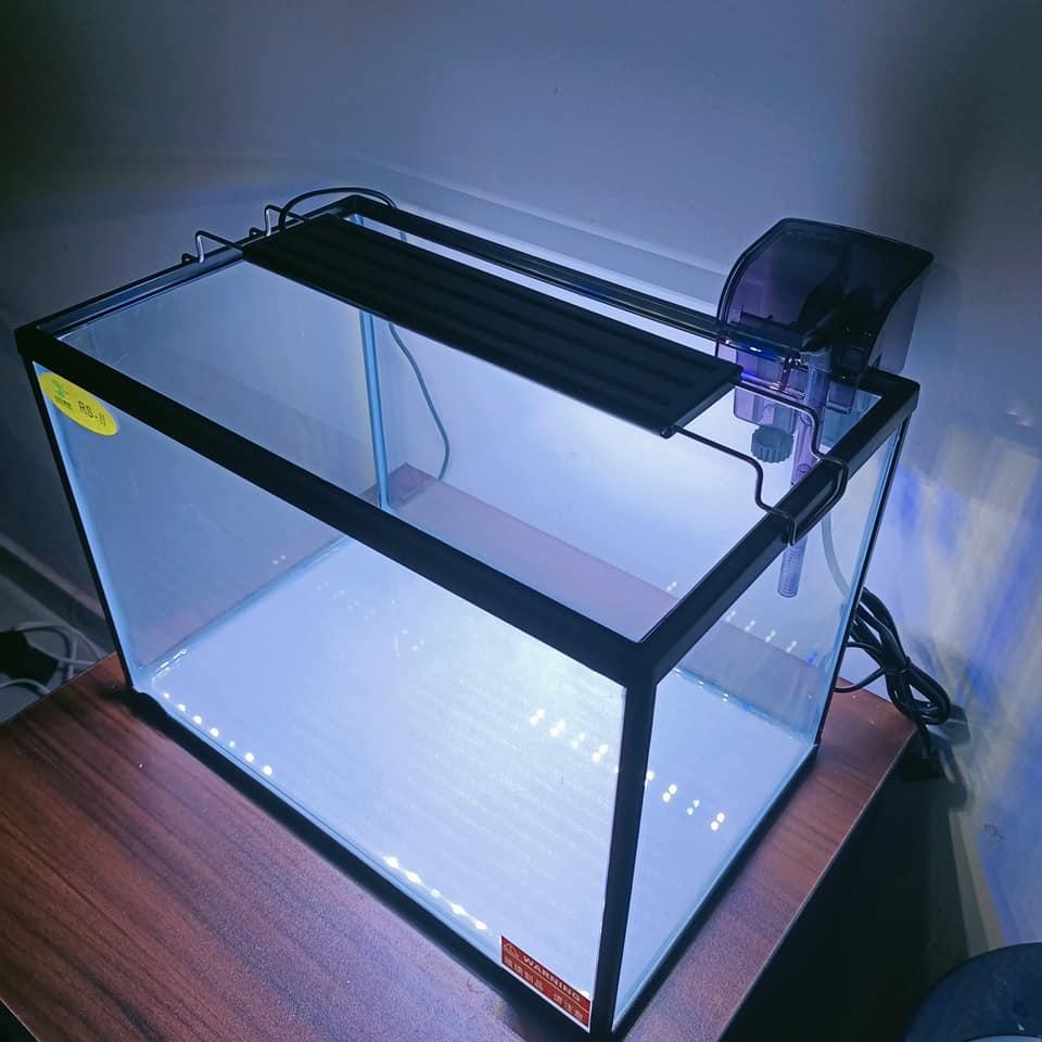 RS-II mini aquarium package