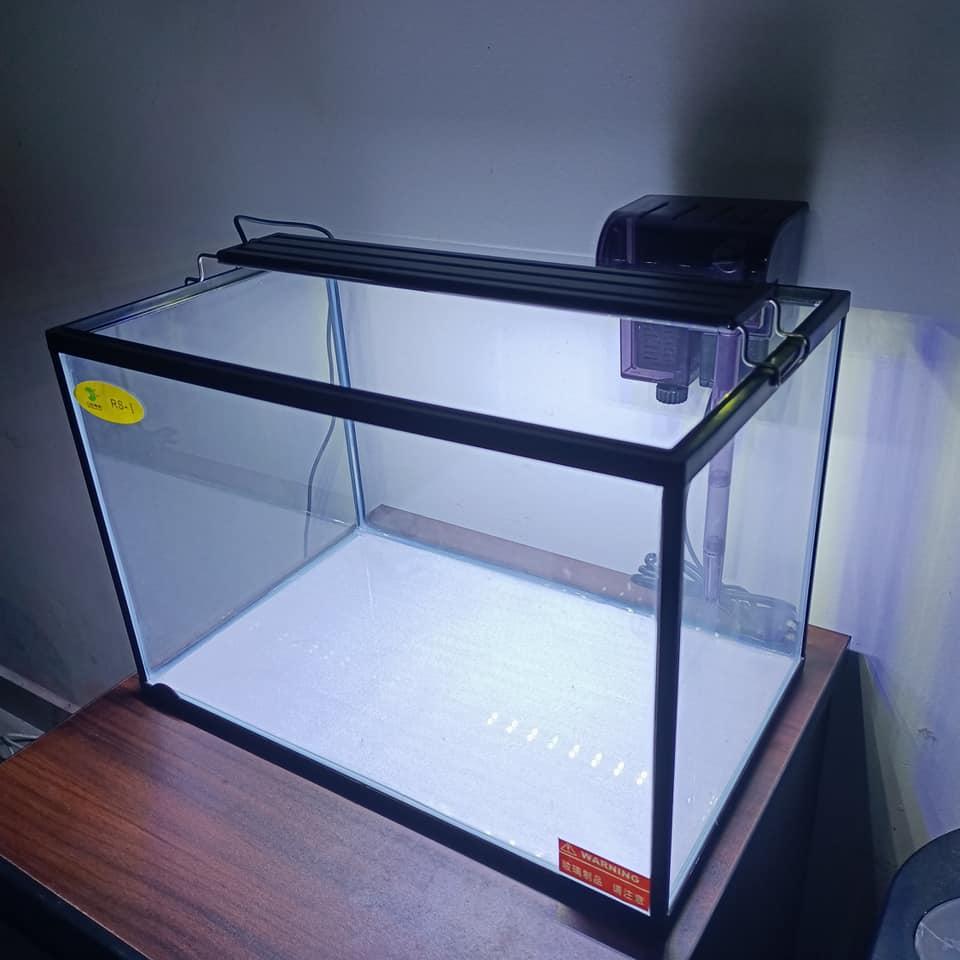 RS-I mini aquarium package