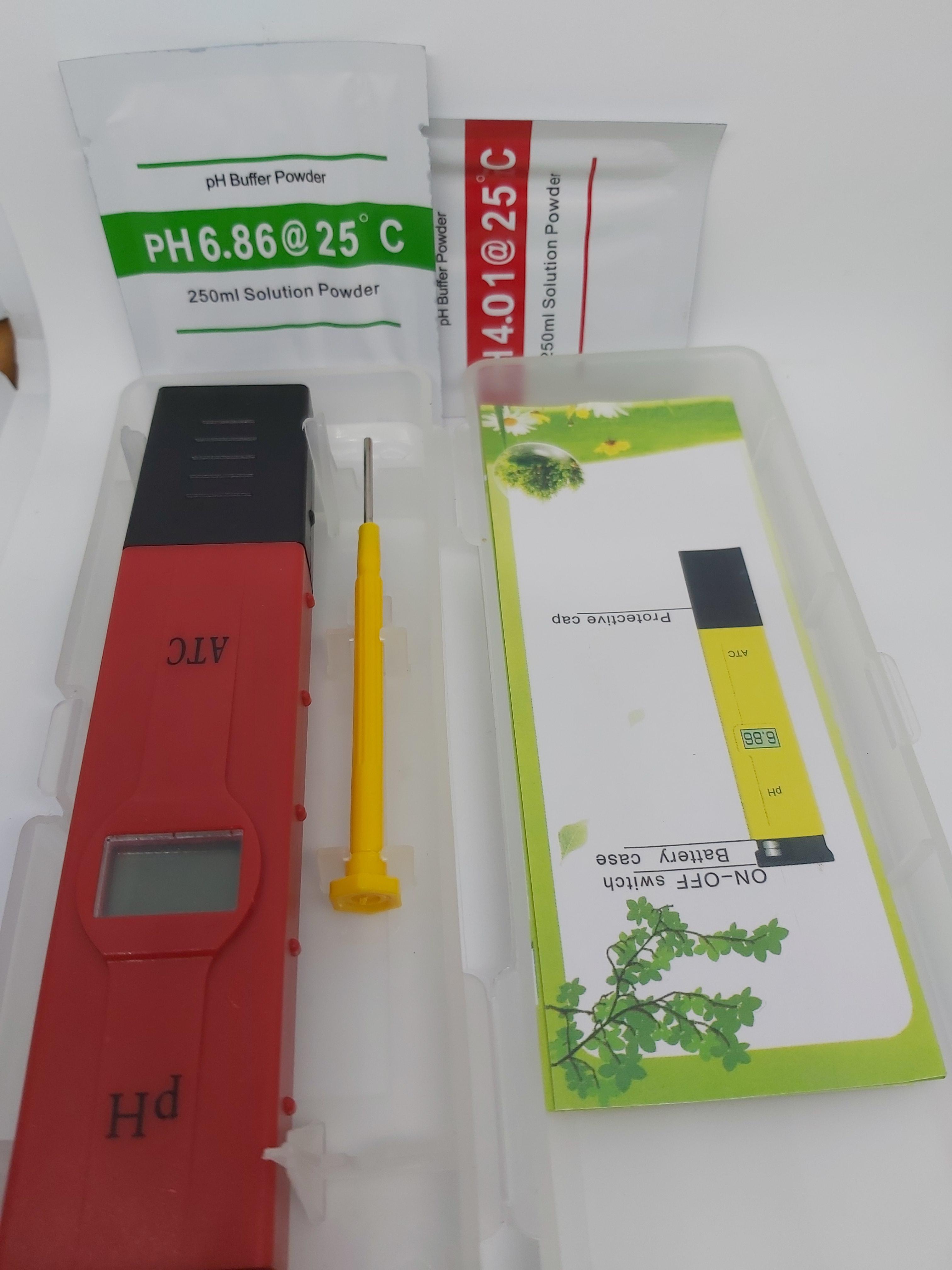 Boyu pen type pH meter