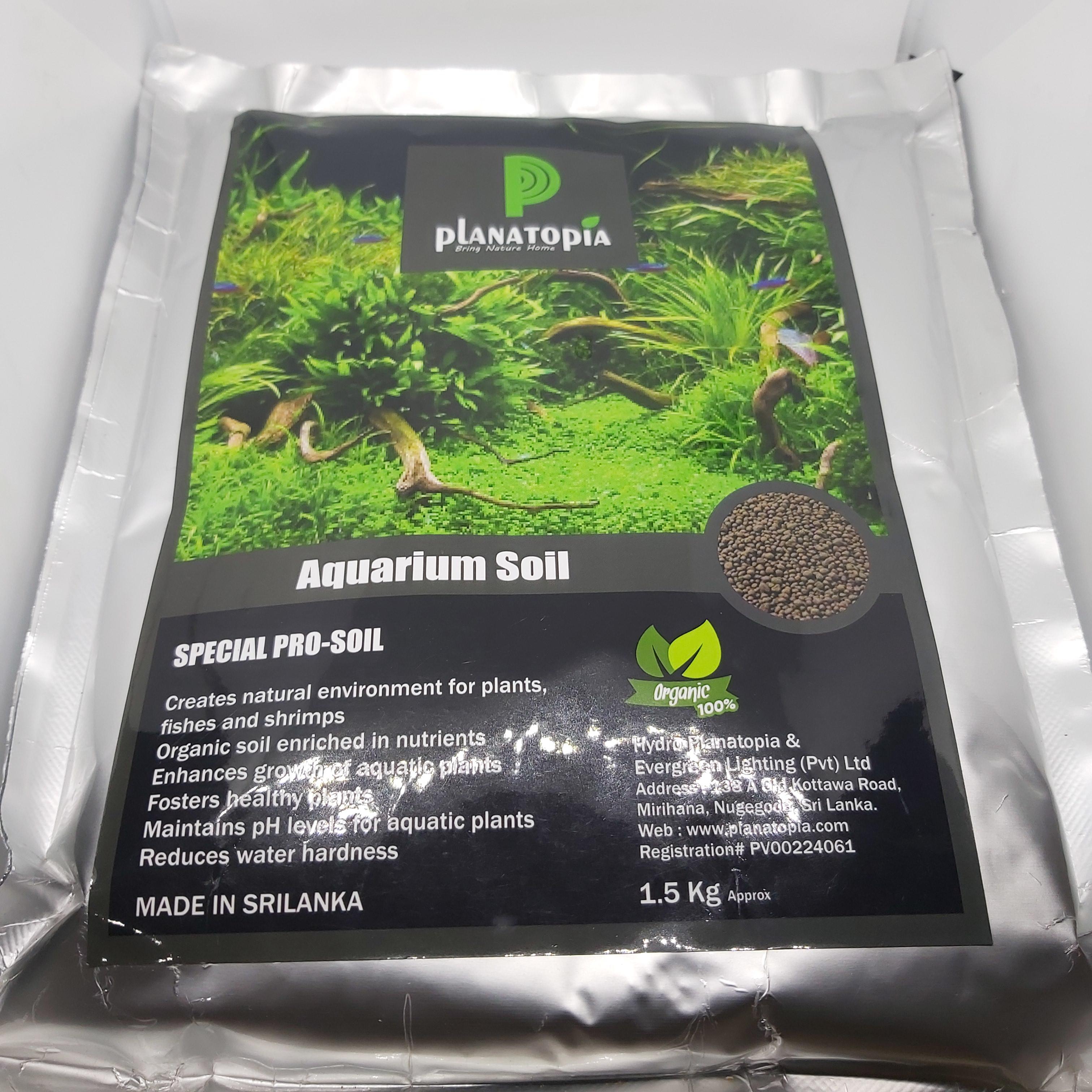 Planatopia Aquarium Soil (1.5Kg)